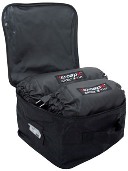 Capit tire warmers TNT Sports, SBK / SS special Carbon