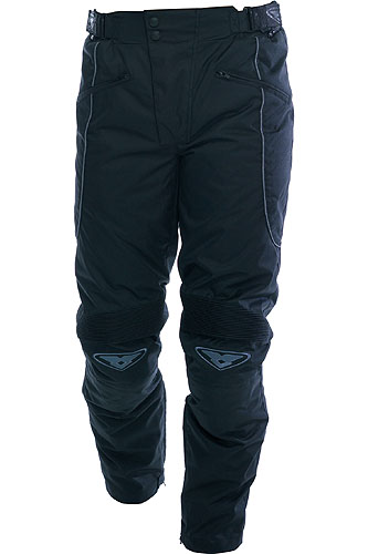 Pantaloni moto Prexport Web Nero