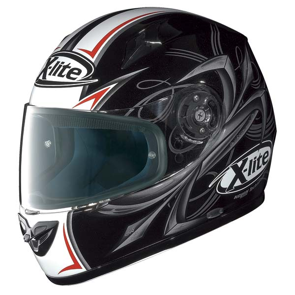 X-Lite X-602 Hook N-Com full-face helmet black 69