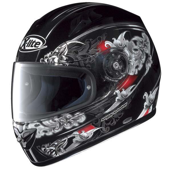 X-Lite X-602 Pegasus n-com full-face helmet black 71