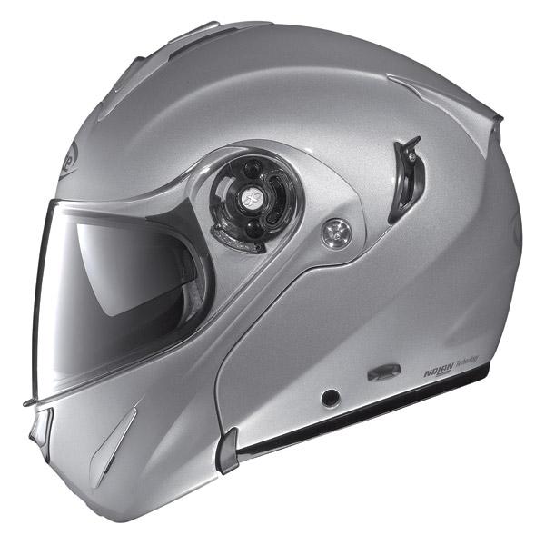 Casco modulare  X-Lite X-1003 N-Com Elegance arctic