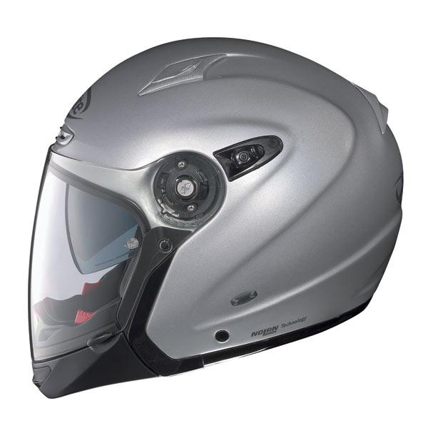 X-Lite X402GT Elegance N-COM Silver Helmet J/P