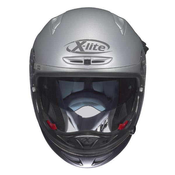 Casco moto X-Lite X-402GT N-Com Tourer metal black