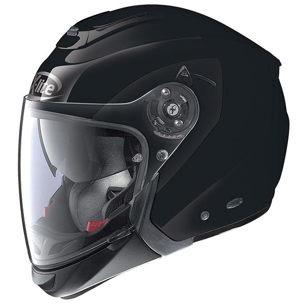 X-Lite X-403 GT Elegance N-Com modular helmet Black