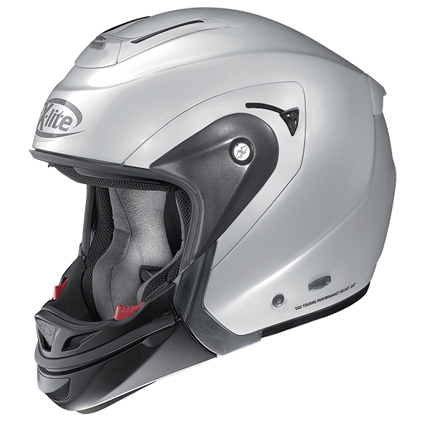 X-Lite X-403 GT Elegance N-Com modular helmet Grey