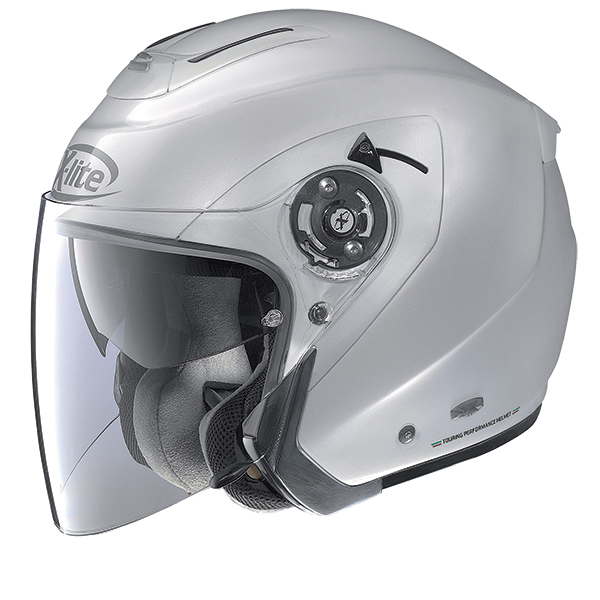 X-Lite X-403 GT Hi Visibility N-Com modular helmet Yellow