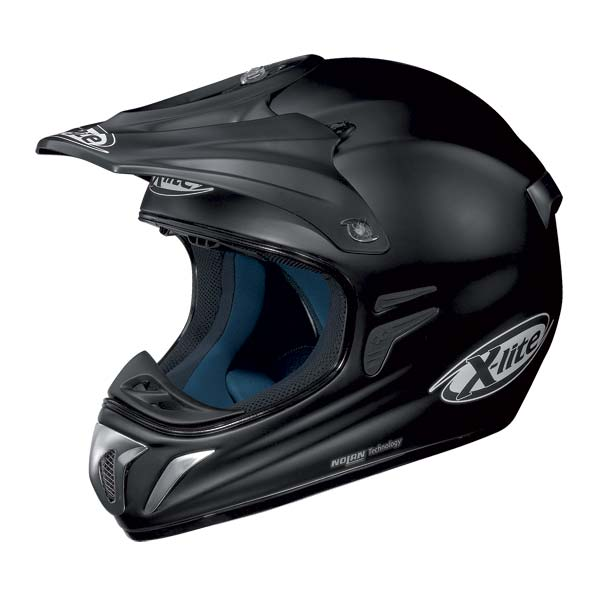 Casco moto X-Lite X501 Start nero opaco