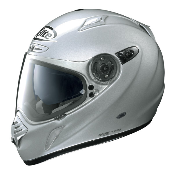 Casco Crossover X-Lite X-551N-Com Shift Flat Lava