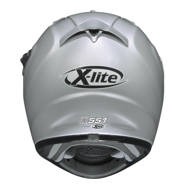 Casco Crossover X-Lite X-551 N-Com Shift  bianco