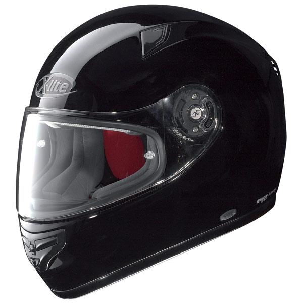 Casco moto X-Lite X-603 Start N-Com nero