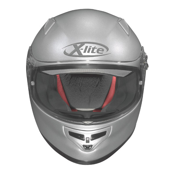 Helmet Full-face X-Lite N-Com X-603 Heat flat black-red