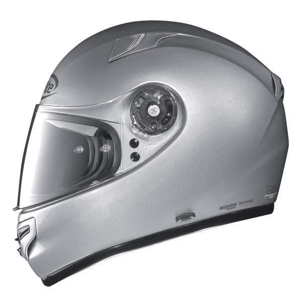 Casco integrale  X-Lite X-603 N-Com Spin Metal White