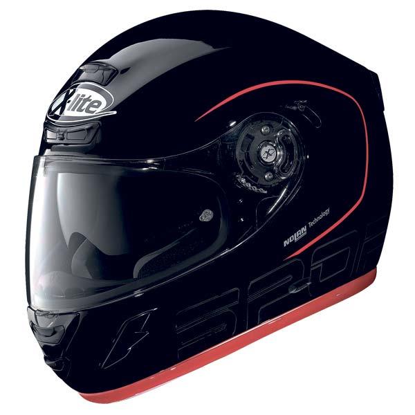 X-Lite X702 Sport Tourer N-COM Metal Black