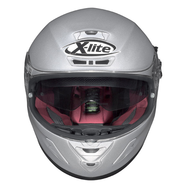 Helmet Full-face X-Lite X702GT N-Com League metal white