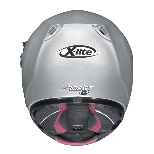 Casco integrale  X-Lite X702GT N-Com Start bianco