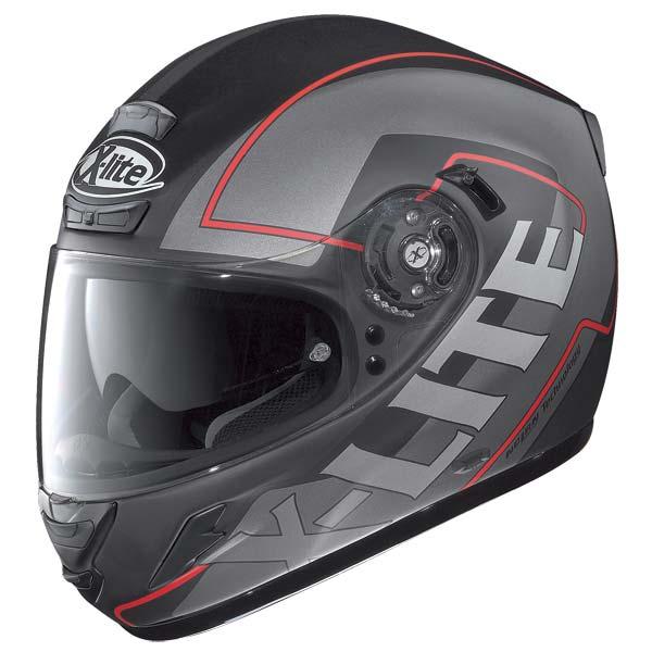 X-Lite X702 Hawk N-COM Flat Black