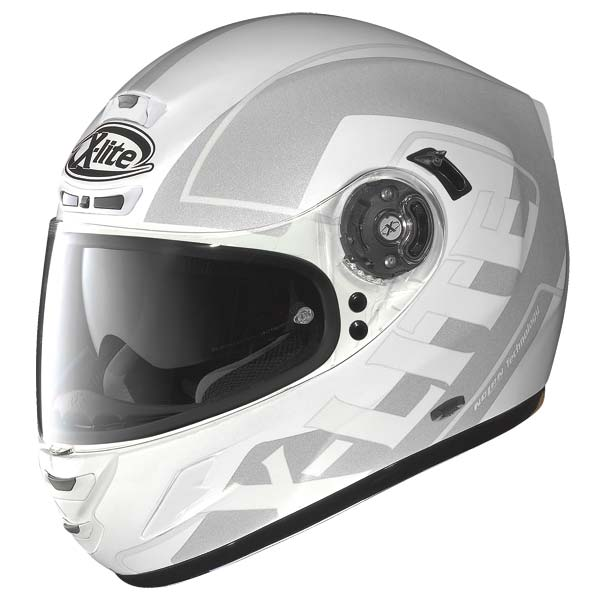 X-Lite X702 Hawk N-COM Metal White