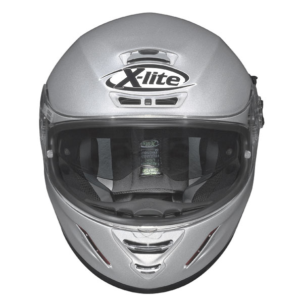 Casco moto X-Lite X702 Start N-COM nero