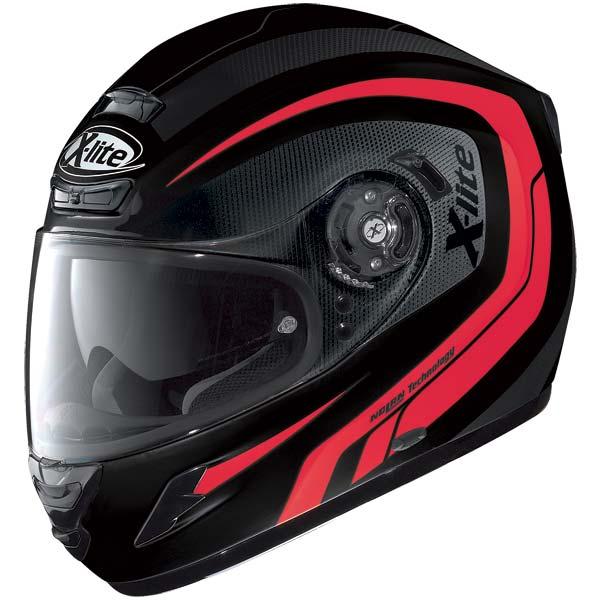 X-Lite X702 Swift N-COM Metal Red Black