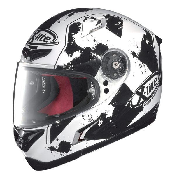 X-lite X-802R Escape fullface helmet white-black
