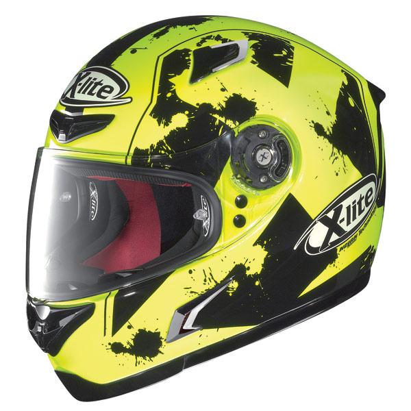 X-lite X-802R Escape fullface helmet fluo yellow