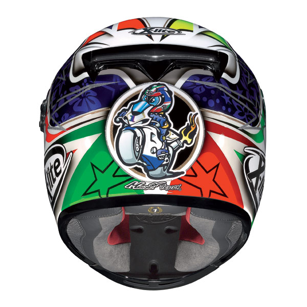 X-Lite X-802R Replica Pirovano fullface helmet