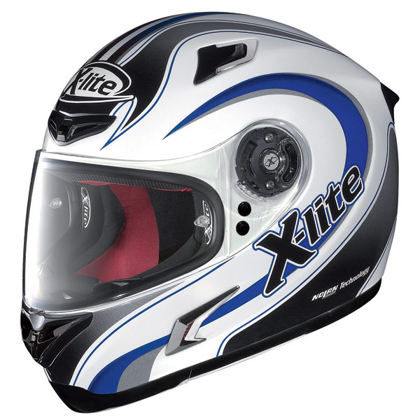 X-lite X-802R Twist fullface helmet white