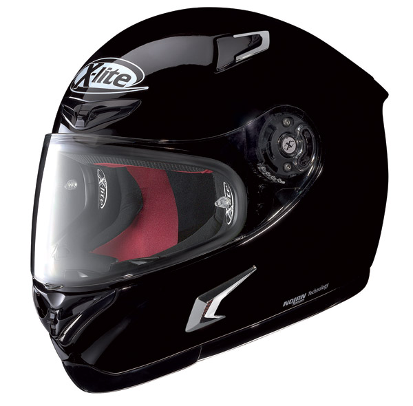 Casco moto X-Lite X-802R Start nero