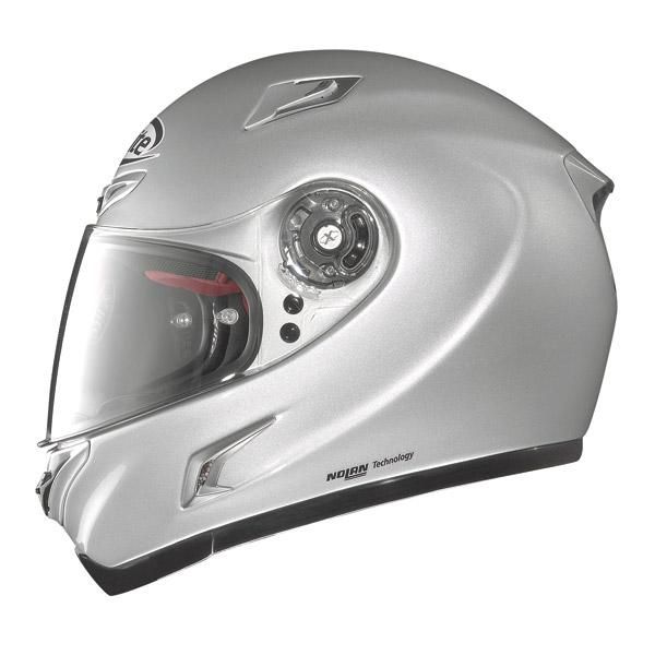 Helmet Full-face X-Lite X-802R Brave flat black-silver-yellow