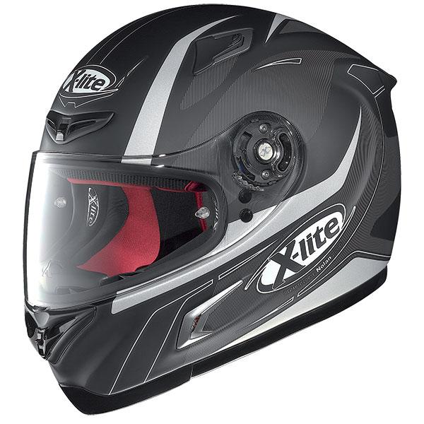 X-Lite X-802R Flize full face helmet Matte Black Grey