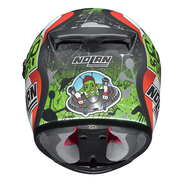Nolan X802R Replica Bastianini full face helmet
