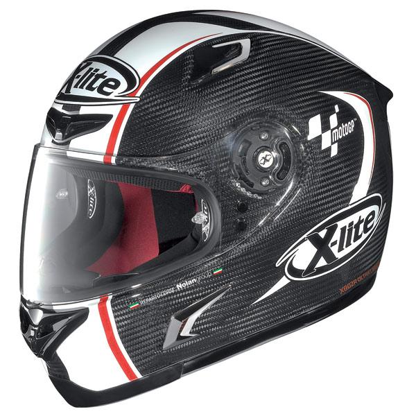 Helmet Full-face X-Lite X802R Ultra Carbon Motogp-carbon