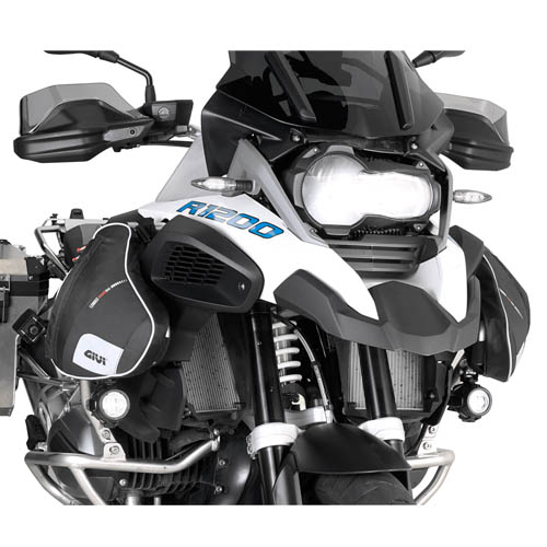 Couple bags Givi Xstream for BMW