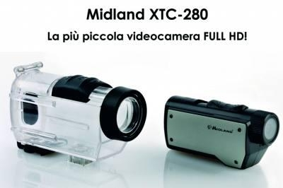 Midland XTC-280 Full HD Action Camera