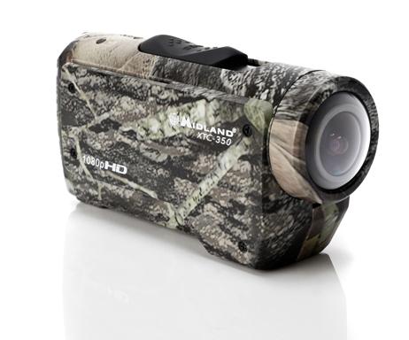 Videocamera Midland XTC-350 Full HD Action Camera mimetic
