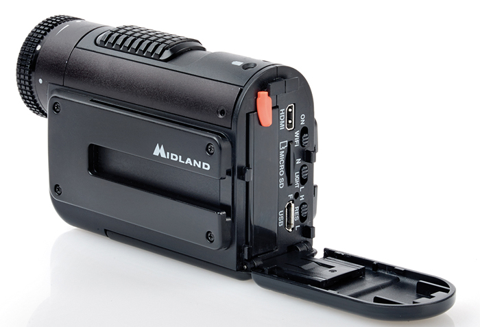 Midland XTC400 action camera Full HD WiFi