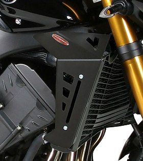 Barracuda Conveyors Yamaha FZ8