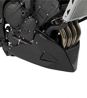 Barracuda Toe Black Yamaha FZ6