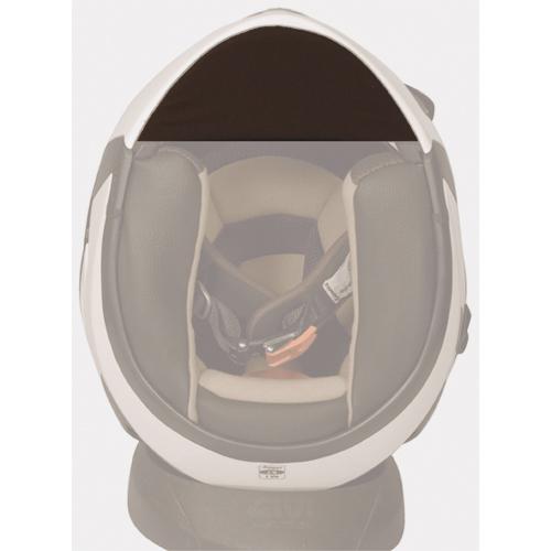 Paravento Givi per casco HX01