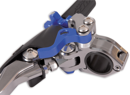Ufo universal clutch lever with hot start 4 stroke