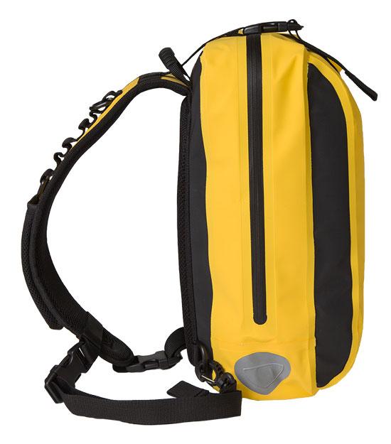 Amphibious Waterproof Backpack Shoulder Black One
