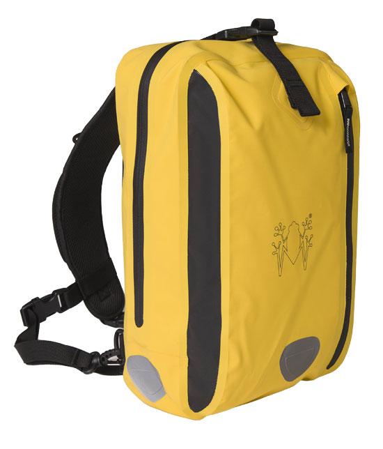 Amphibious Waterproof Backpack Shoulder Blue One
