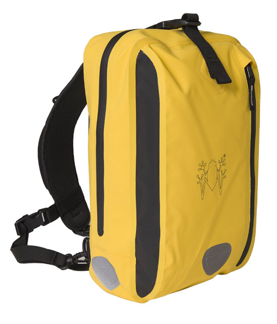 Amphibious Waterproof Backpack Shoulder One Clear Blue