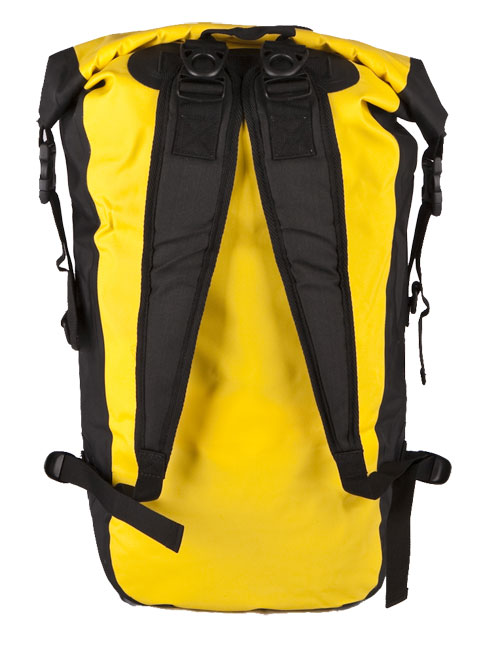 Kikker Amphibious Waterproof Backpack Yellow