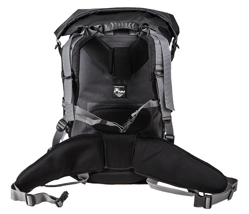 Amphibious Waterproof Backpack Discovery 30 Black