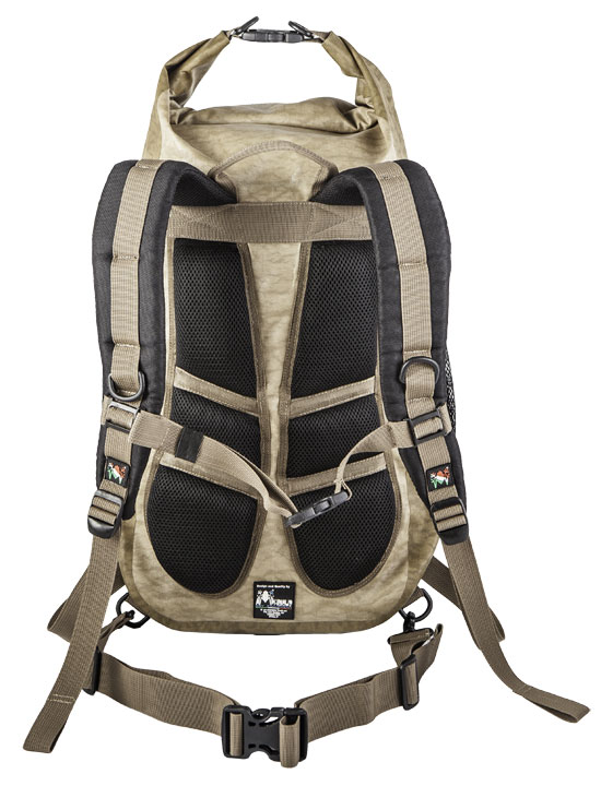 Cofs Amphibious Waterproof Backpack Grey Light Ages