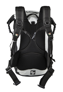 Overland 60 Amphibious Waterproof Backpack Grey