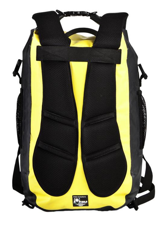 Amphibious Waterproof Backpack Black Cofs