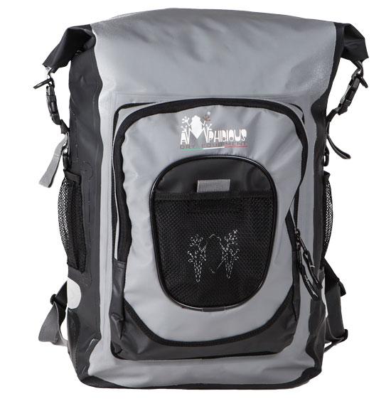 Amphibious Waterproof Backpack Blue Apex