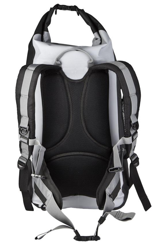 Amphibious Waterproof Backpack Clear Blue Apex